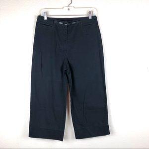 Ralph Lauren | Black Capri Pants